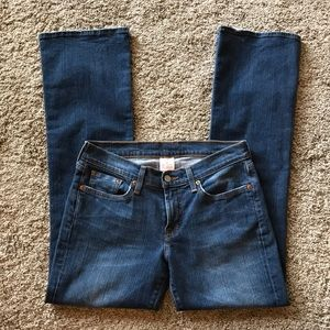 Lucky Brand Jeans Low Rise Flare - 4/27